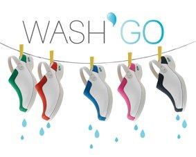 Wash&go zorgklompen