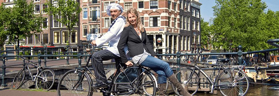 Sfeerfoto van Chaud Devant kleding in Amsterdam