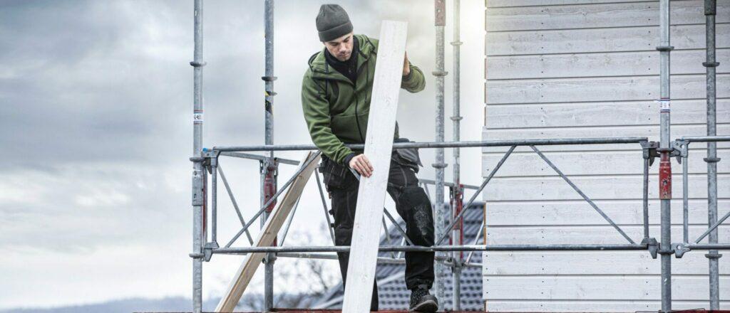 werkkleding voor de bouw en constructie van Firstads