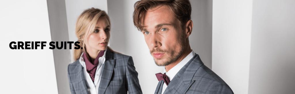 Suits van Greijff representatieve kleding