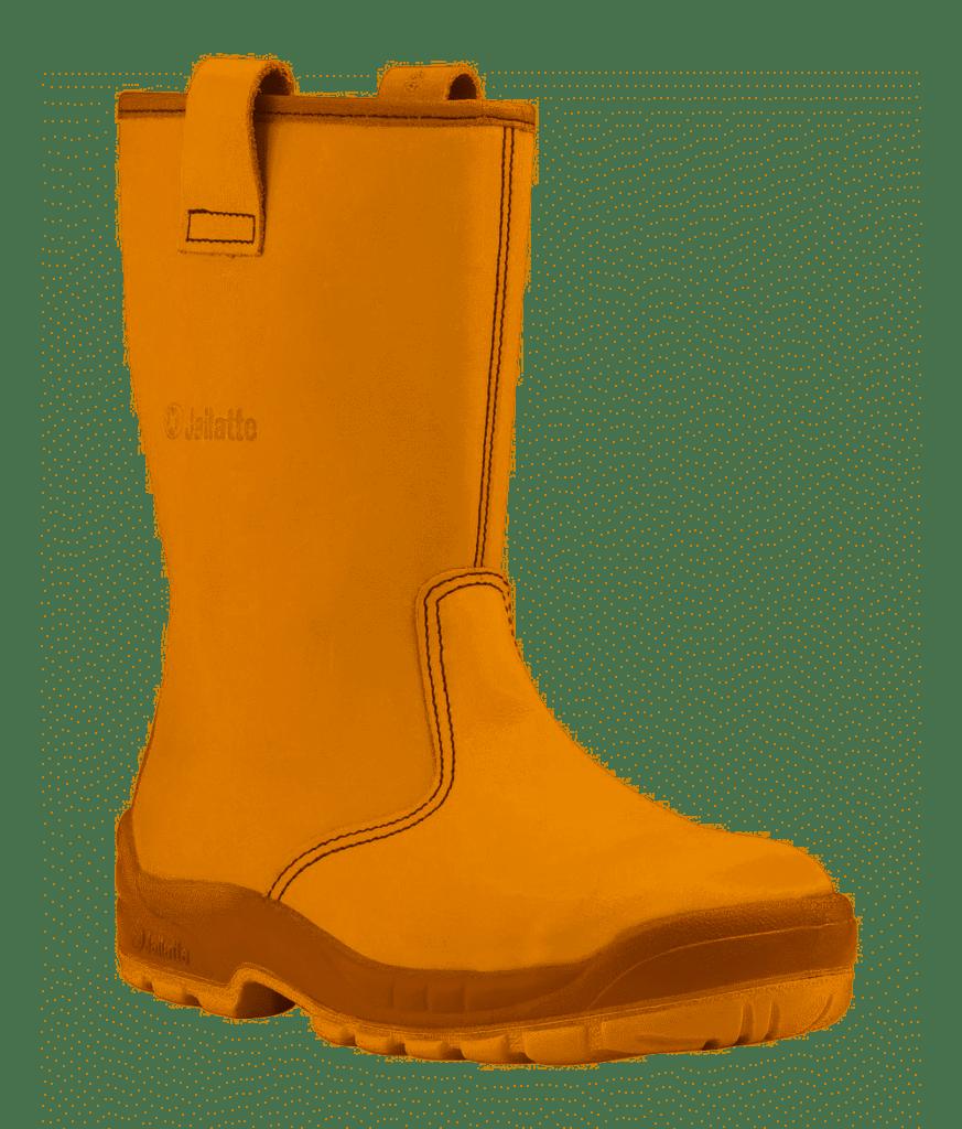 Jallatte werklaarzen/veiligheidslaarzen Jalartic SAS S3