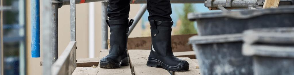sixton werklaarzen en veiligheidslaarzen